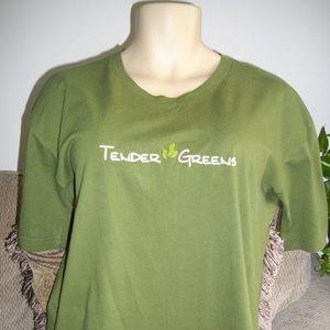 American Apparel Tender Greens
